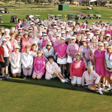 18 hole ladies 