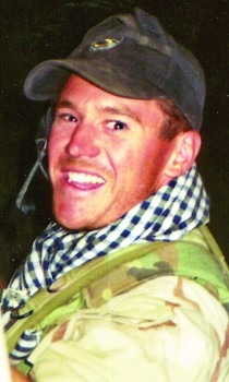 Jeremy in Afghanistan