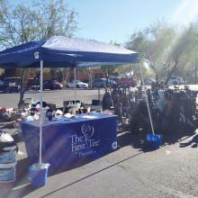 Sample of 2015 TFT Golf Equipment Drive donations