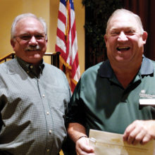 John Kiekbusch and Bill Kyle