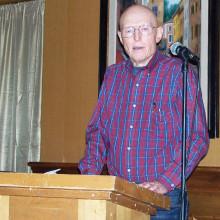 Gerald Clark speaking on Adoption and the Gospel