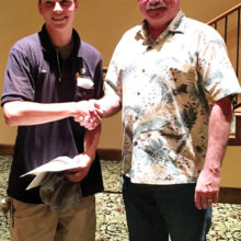 Tyler Kennedy-Harless is June Employee of the Month