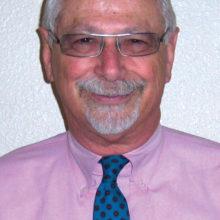 Teacher and Bridge Center Director Gerry Fox