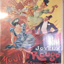 Moulin Rouge Poster