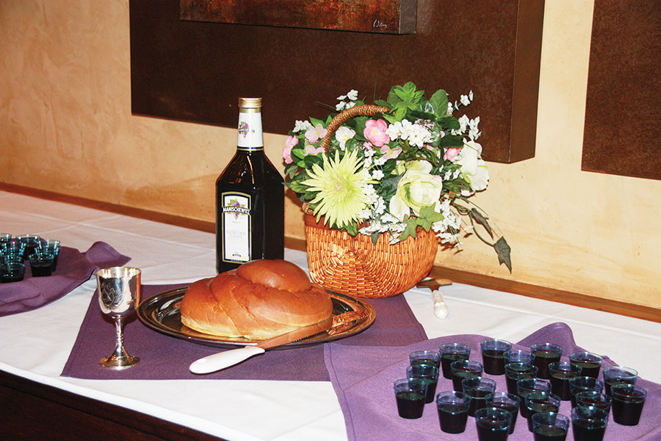 Shabbat Service in PebbleCreek