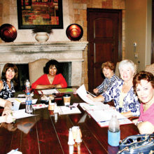 PCRC Women's Group May 15, 2019