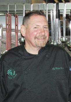 Chef Michael Brunette