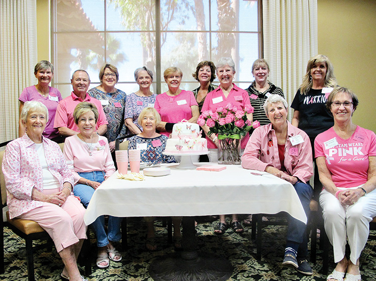 Breast Cancer Discussion Group members.