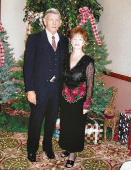 Gene Mahler and Irmie Zeitz