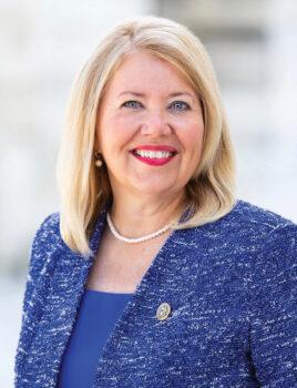 U.S. Congresswoman Debbie Lesko of Arizona's 8th Congressional District