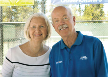 Carmel and John Flynn
