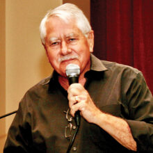 Author and Historian Larry Schweikart will speak at 3 p.m. on Oct. 3, at the amphitheater in the Bullard Wash Park.