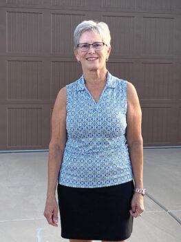 Val Braden, the PCL9GA's 300th member