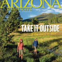 Hear the inside scoop about Arizona Highways from the magazine's publisher, Win Holden, Jan. 25.