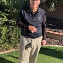 Ron Hagen celebrates 50th anniversary as PGA Pro.