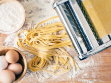 Learn how to make pasta from scratch during a free, live Zoom demonstration from Gene Fioretti's kitchen Thursday, Feb. 11.