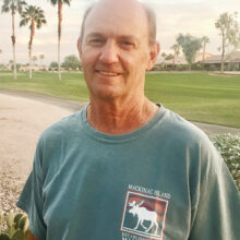 Tom Skinner, PebbleCreek Pickleball Club Volunteer of the Month
