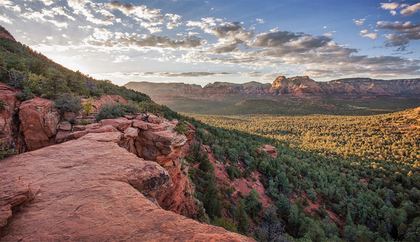 A beautiful example of Sedona scenery by Kelli Klymenko, featured presenter for the May Camera Club meeting.